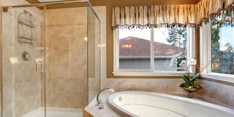 3 Signs You Need a New Shower Door, Spring Valley, New York