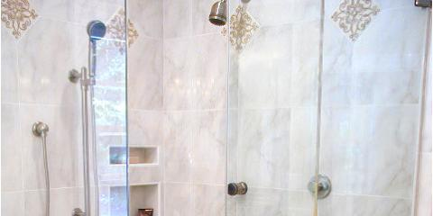 3 Tips for Choosing Glass Shower Doors From High Point's Top Glass Company, High Point, North Carolina
