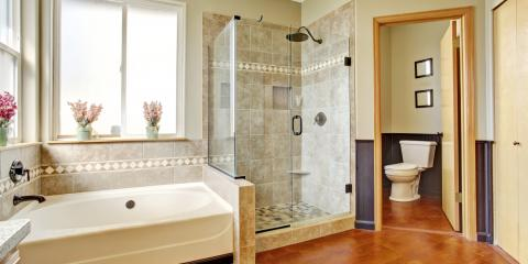 Shower Curtains vs. Shower Doors: Which Is Best?, Lawrence, Indiana