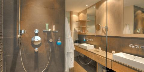 5 current shower faucet trends specialized plumbing for Bathroom remodel 41017