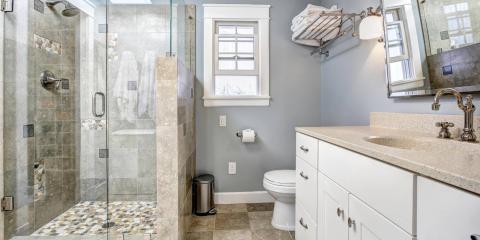 4 Ways a Glass Door Immediately Improves Your Bathroom, Rochester, New York