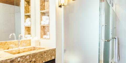 Benefits of Custom Frameless Shower Doors, High Point, North Carolina