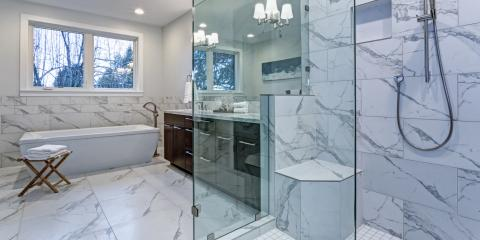 Pros & Cons of Installing Frameless Shower Doors, Cookeville, Tennessee