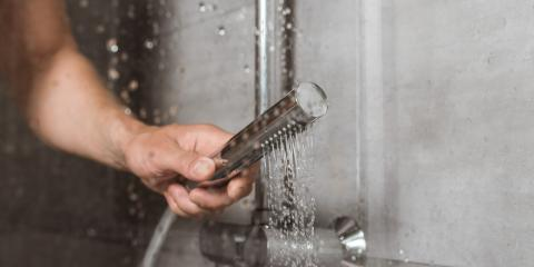 Top 5 Plumbing Causes of Low Water Pressure in Your Shower, Kannapolis, North Carolina