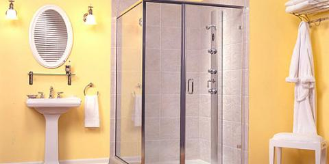 How to Choose the Perfect Shower Glass Door , Greece, New York