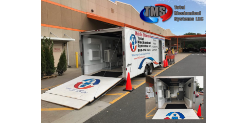 Come Check Out Our Mobile Showroom!, Plainville, Connecticut