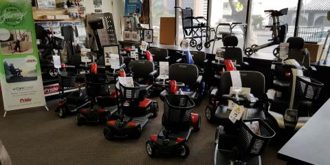 Should You Buy a Mobility Scooter?, Honolulu, Hawaii
