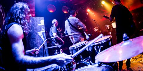 How to Set Up Drum Audio for Concerts, 4, Louisiana