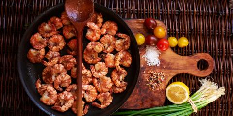 3 Tips for Cooking Perfect Shrimp, Bon Secour, Alabama