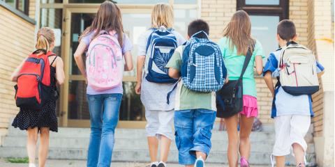 Family Doctor Shares 4 Backpack Safety Tips for Kids, Waikoloa Village, Hawaii