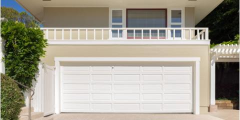 Garage Door Repairs: What You Can (& Can't) Do on Your Own, Norwich, Connecticut