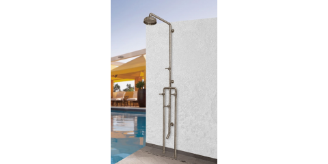New Outdoor Showers , ,