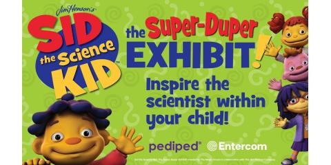 pediped® Infant Footwear & Sid the Science Kid™: The Super-Duper Exhibit!, Enterprise, Nevada