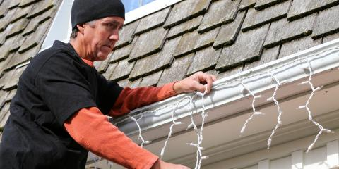 4 Ways to Protect Your Roof From Holiday Decorations, Green, Ohio