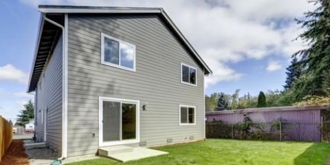 What Is the Difference Between Vinyl & Hardboard Siding?, St. Louis, Missouri