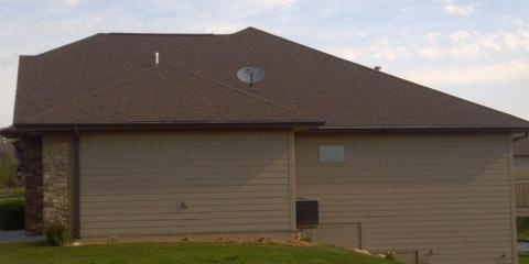 Need an Expert Siding Contractor? Contact The Team at Smart Roofing, Clive, Iowa