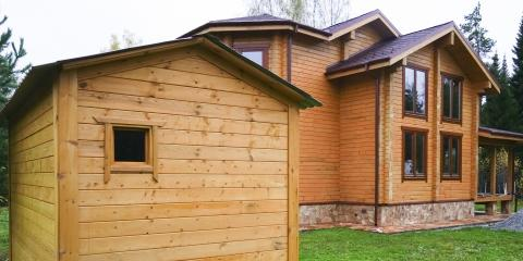3 Benefits of Switching to Wood Siding, Butler, Ohio