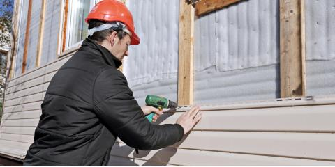 3 Benefits of Hiring a Professional to Install Your Siding, Canandaigua, New York