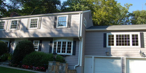 Benefits of Installing Cedar Impressions Vinyl Siding on Your Home , New Canaan, Connecticut