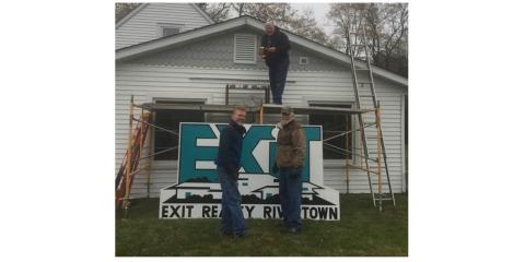 EXIT Realty Rivertown is LOVING our new location!, Red Wing, Minnesota