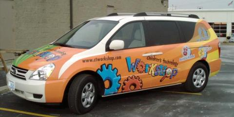3 Ways Car Wraps for Businesses Can Help Your Company, Sharonville, Ohio