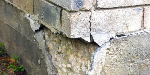 5 Signs Your House Needs Foundation Repair, West Chester, Ohio