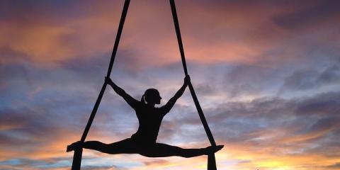 Aerial Silks 101: From Missouri's Best Dance Studio, Wentzville, Missouri