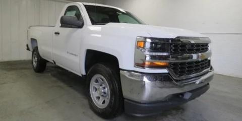 Looking for a Truck for Sale? A Look at the 2017 Chevy® Silverado 1500's Trims & Features, Louisville South, Kentucky
