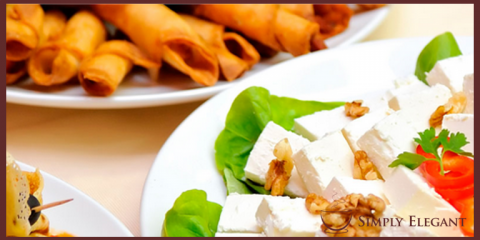 Free Dessert Special With a Catered Lunch From Local Caterer Simply Elegant, Reston, Virginia