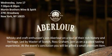 Don't Miss This Premium Scotch Tasting Event , Manhattan, New York