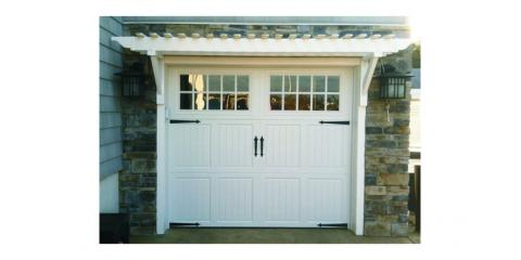 Avoid A Garage Door Disaster With These Warning Signs From