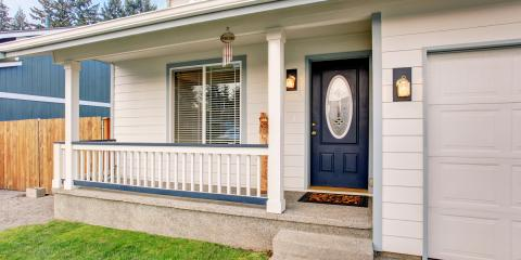 How a New Entry Door Can Increase Energy Efficiency, Siren, Wisconsin