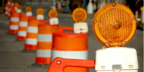 5 Safety Tips for Driving Through Sitework Construction, Troy, Alabama