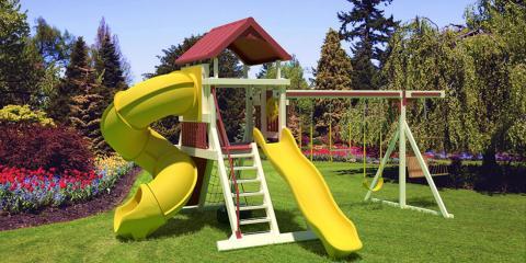 3 Benefits of Custom Playground Sets, Penfield, New York