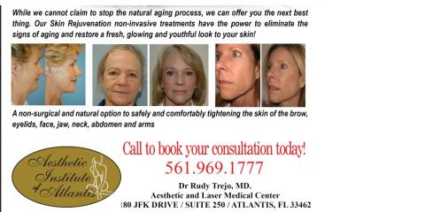Non surgical facelift with Botox, Juvederm and Fractional!, Lake Worth, Florida