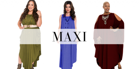 How to Choose Maxi Skirts & Dresses for Your Shape, Atlanta, Georgia