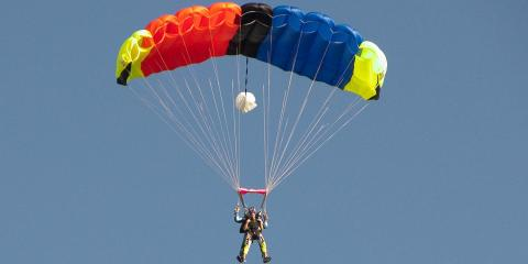 5 Things to Expect When You're Skydiving for the First Time, Waialua, Hawaii