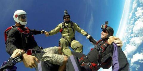Enroll in Oahu Skydiving School to Become an Experienced Jumper, Waialua, Hawaii