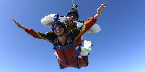 3 Surprising Skydiving Facts Most People Don't Know, Waialua, Hawaii
