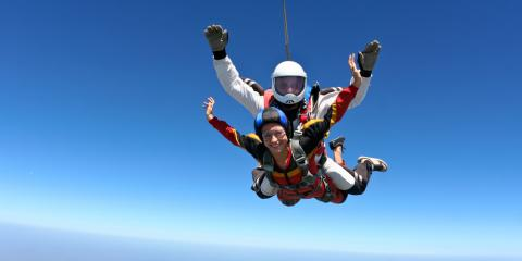 Which Season Is Best for Skydiving? , Waialua, Hawaii