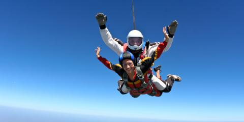 Is Skydiving on Your Bucket List? 5 Things You Should Know, Waialua, Hawaii