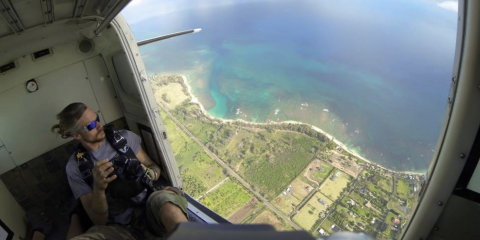 5 Reasons People Want to Try Skydiving , Waialua, Hawaii