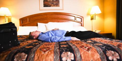 How Can I Alleviate My Jet Lag?, Kalispell, Montana