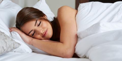 From Bedding to Lighting: 3 Ways to Get a Better Night's Sleep, Minocqua, Wisconsin