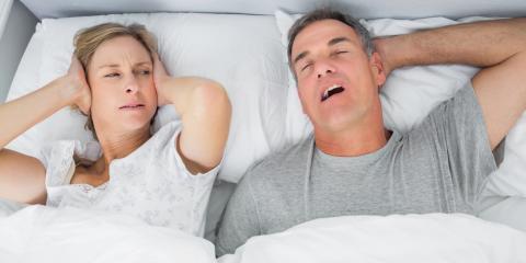 Why Dentists Offer Sleep Apnea Treatments, Ewa, Hawaii