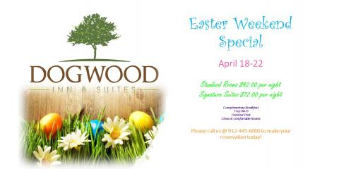 Easter Weekend Special, Richmond Hill, Georgia