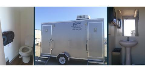 Need a Restroom Trailer? Enjoy Ones With Air Conditioners From Jack Pots Portables, Lake Havasu City, Arizona