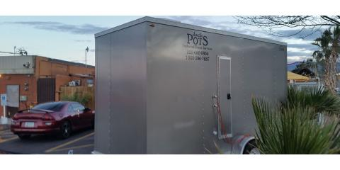 Add Covenience to Your Portable Restroom Trailers With Holding Tanks From Jack Pots Portables, Lake Havasu City, Arizona