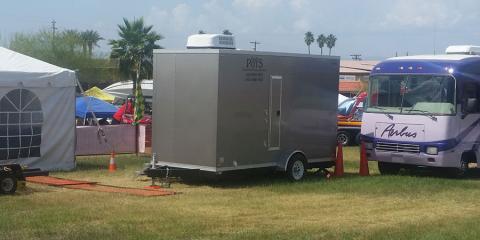 Are Portable Restroom Trailers Cleaner Than Public Bathrooms?, Lake Havasu City, Arizona