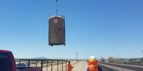 Frequently Asked Questions About Portable Toilet Rental Answered by Jack Pots Portables, Lake Havasu City, Arizona